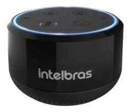 Smart speaker Intelbras IZY Speak! Mini com Alexa 100V/240V preto<br>