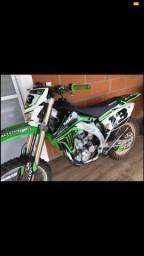 Kawasaki Klx 450 2015