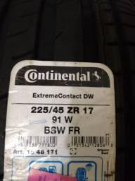 4 pneus continental extreme