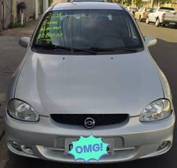 Corsa 1.0 2001 gasolina,carro extremamente econômico