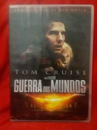 DVD Duplo do filme Guerra dos Mundos Tom Cruise