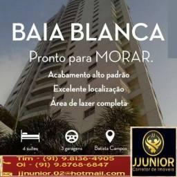 # Importante Apartamento 4 Suítes Edifício Baía  Blanca#