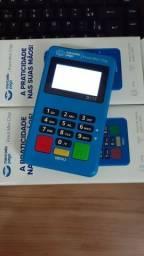 Maquininha de cartão Point Mini Chip Não precisa de celular