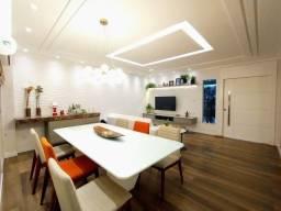 Título do anúncio: Belíssima Casa no Marco Alameda Fechada 200m² 4 Quartos (3 Suites) 1 Vg Financia