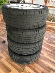 Jogo de pneus aptany 235 40 18