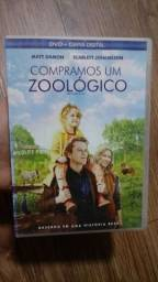 Título do anúncio: Dvd Compramos Um Zoológico Matt Damon Scarlett Johansson original