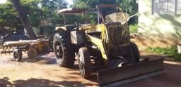 Trator CBT 2105 ano 1990 em perfeito estado