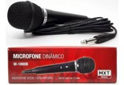 MXT Musical Microfone Dinâmico M-1800B