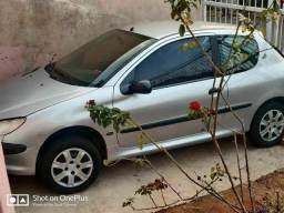 Peugeot 206 1.6 (aceito troca)