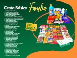 CESTA BÁSICA 65 ITENS