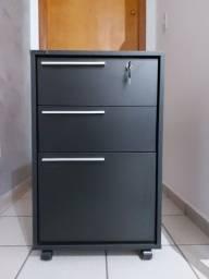 Arquivo para escritório 3 gavetas