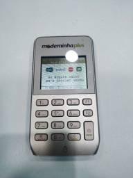 Moderninha Plus Semi Nova máquina de cartão