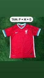 Camisa Primeira Linha Times europeu