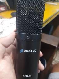 Microfone Arcano Bblack 01