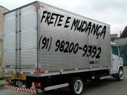 Frete e mudança caminhão baú