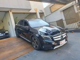 Mercedes GLA 250 sport 2.0 turbo Gasolina 2016 blindado