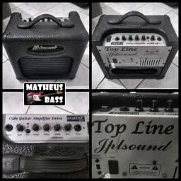 Caixa de Guitarra Top Line JPLSOUND