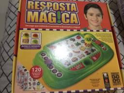 Jogo resposta Magica