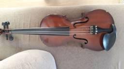 Vendo violino feito a mão de Luiz Couto