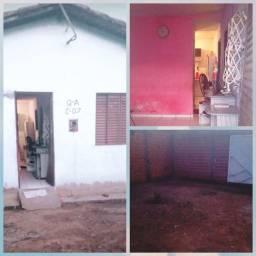 Vendo uma casa no residencial Tabajaras região da pedra mole