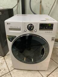 Lavadora e secadora LG