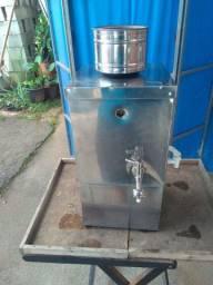 Geladeira para água de Coco semi novo com torneira de metal