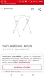 Suporte para banheira Burigotto