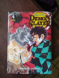 Demon Slayer vol 4 lacrado