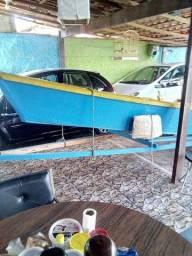 Vendo um barco com motor de reaberta reaberta  7