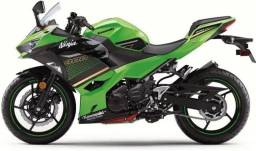 Kit completo de adesivos para Kawasaki Ninja 400 KTR.
