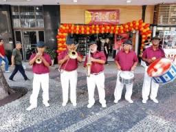 Banda para Festas e Eventos - Bandinha para Frente de Loja