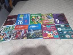 Livros usados 9°