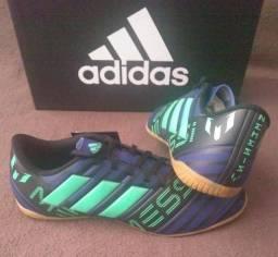 Chuteira Adidas Nemeziz Messi 17.4 In (original / nova)