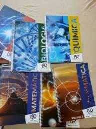 Livros Pré ENEM colégio ISO