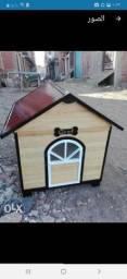 Casinha de cachorro vip