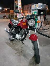 Honda fan 150 2010 , moto em perfeito estado de conservação, pneus bom