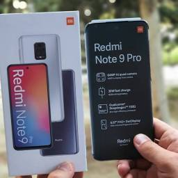 Promoção Note 9 pro 128gb+ Fone bluetooth da xiaomi de brinde!