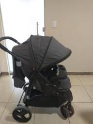 Bebê conforto mais carrinho
