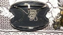 Bolsas carteira antigas em metal