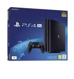 PlayStation 4 pró 1TB 4K HDR com 6 meses de garantia