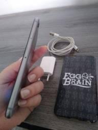 Vendo iPhone 6 Silver 64 GB Bem Cuidado!!