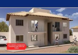 Casa geminada coletiva à venda, 2 quartos, 1 vaga, Centro - Santa Luzia/MG