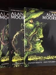 Lote de hqs Alan Moore