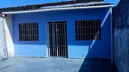 Linda casa Mongaguá com 2 dormitórios ,e edicula nos fundos aceita entrada e parcelas!!(S)