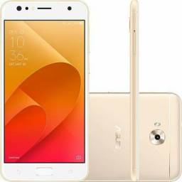 Zenfone 4 selfie dourado