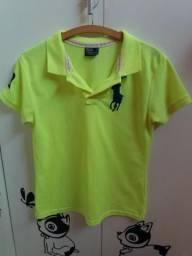 Camisa Polo Ralph Lauren Feminina
