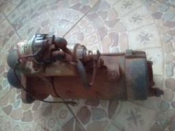 Motor de arranque completo