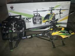 Helicóptero elétrico 4 canais