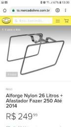 Alforge para Yamaha Fazer 250