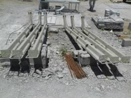 Forma de estaca de concreto para sítio fabrica